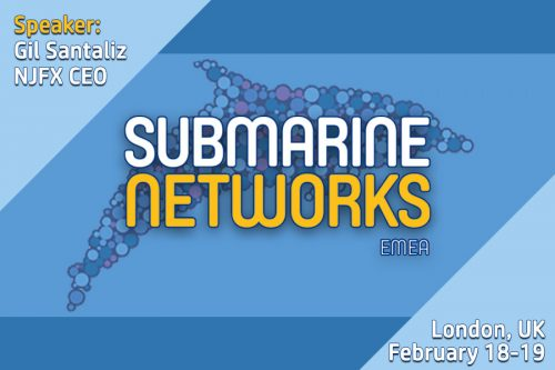 Submarine networks EMEA 2020